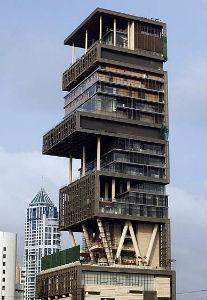 Антилия здание