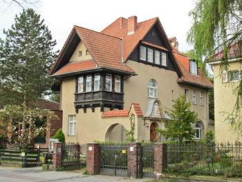 дом в Берлине
