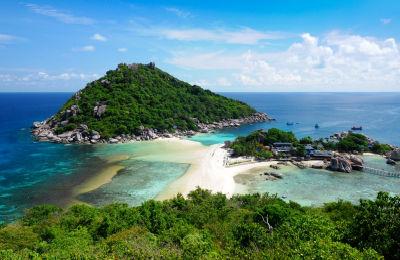 зимовка на островах Таиланда