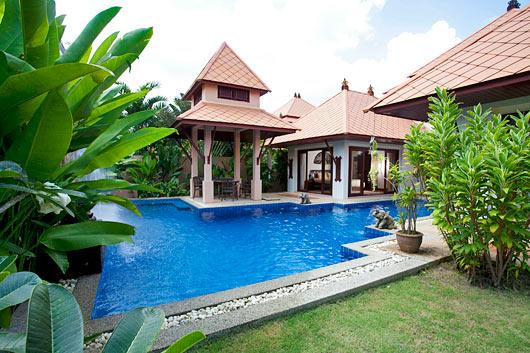 Вилла - Таиланд - Пхукет - Камала, основное фото