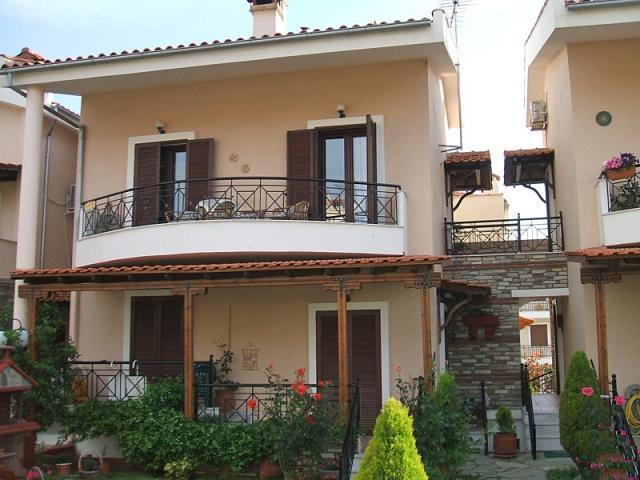 Купить дом от застройщика в греции