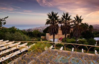 Вилла - Испания - Андалусия - Бенальмадена, основное фото