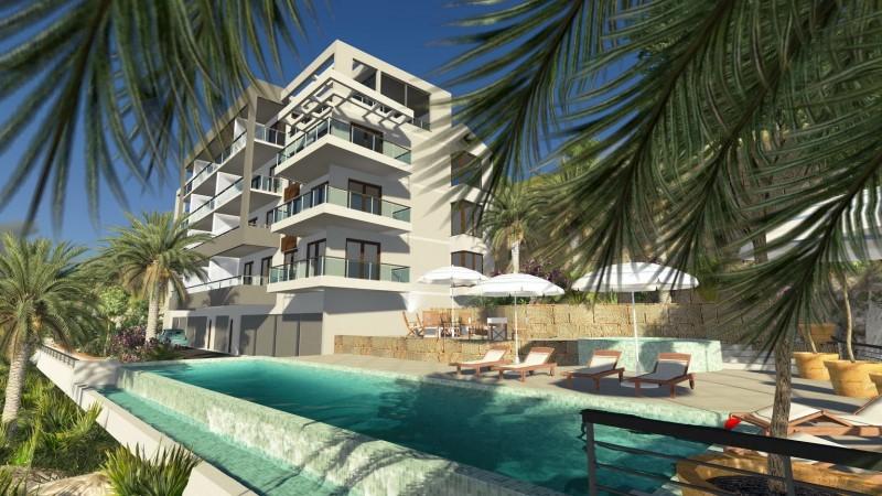 Подобрать апартаменты в черногории
