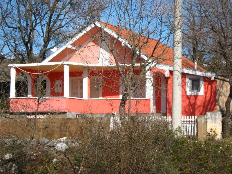 Дом - Черногория - Будванская ривьера - Кримовица, основное фото
