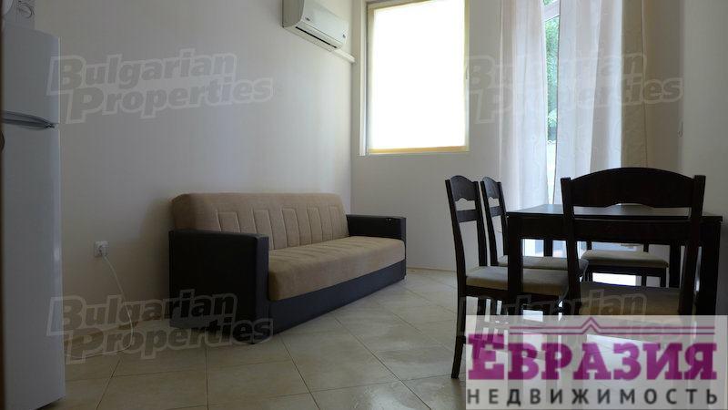 Квартира в комплексе Емберли, курорт Лозенец - Болгария - Бургасская область - Лозенец, основное фото