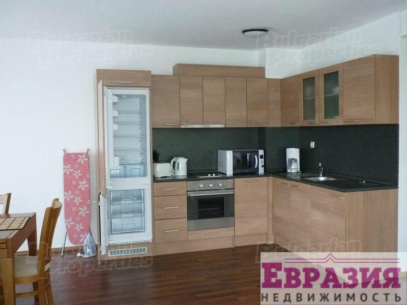 Двухкомнатная квартира в комплексе Вилла Карен - Болгария - Бургасская область - Созопол, основное фото