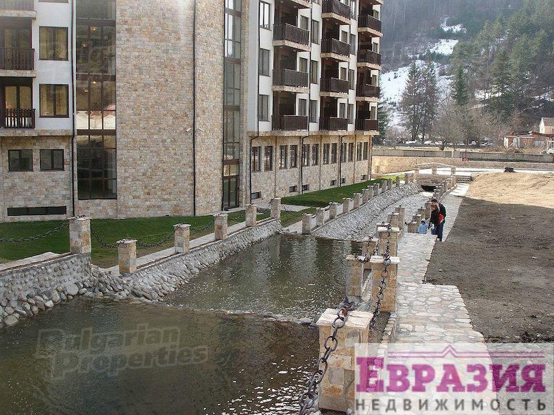 Двухкомнатная квартира в Велинграде - Болгария - Пазарджикская область - Велинград  , основное фото