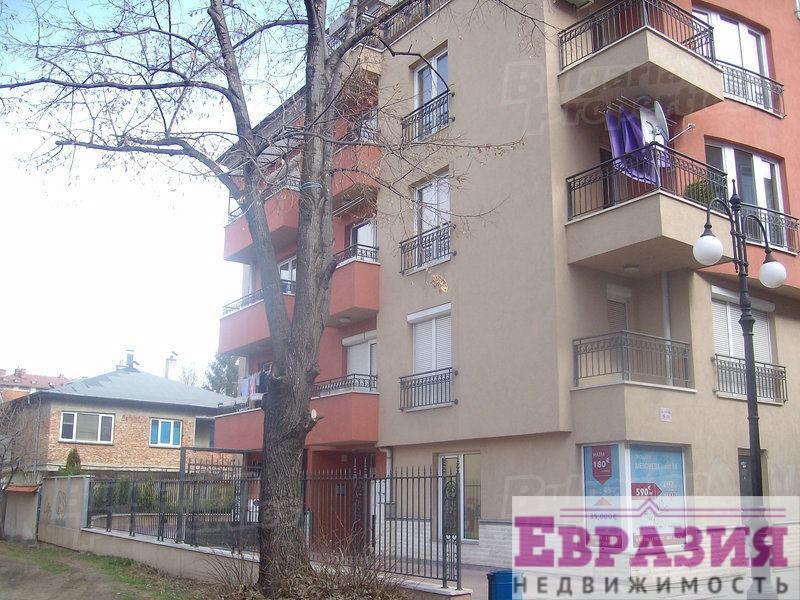 Двухкомнатная меблированная квартира, Софии - Болгария - Регион София - София, основное фото