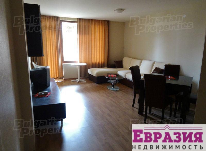 Квартира в комплексе Иглика 2, Золотые Пески - Болгария - Варна - Золотые пески, основное фото