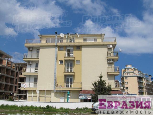 Поморие, квартира-студия - Болгария - Бургасская область - Поморие, основное фото