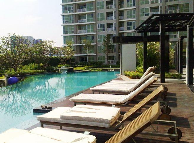 Квартира - Таиланд - Столица - Бангкок, основное фото