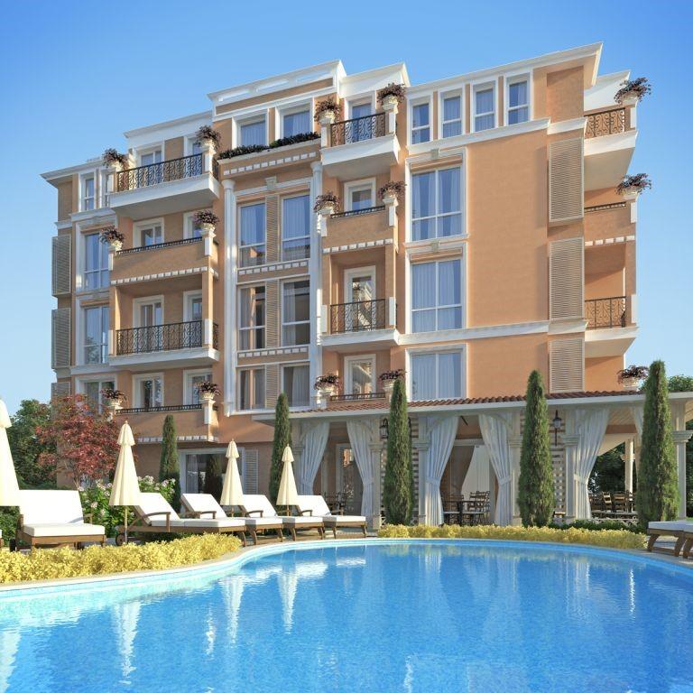 Квартира - Болгария - Южное побережье - Равда, основное фото