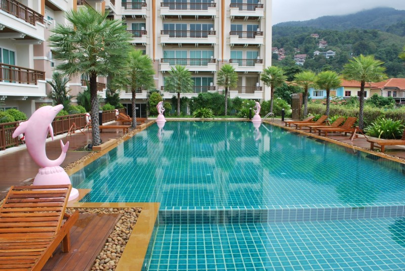 Апартаменты - Таиланд - Пхукет - Патонг, основное фото