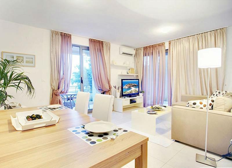 Апартаменты - Черногория - Будванская ривьера - Бечичи, основное фото