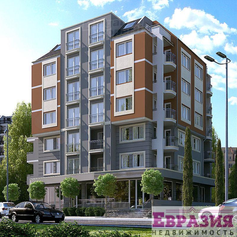 Двухкомнатная квартира в Софии - Болгария - Регион София - София, основное фото