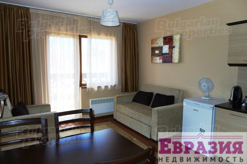 Банско, квартира в комплексе   - Болгария - Благоевград - Банско, основное фото