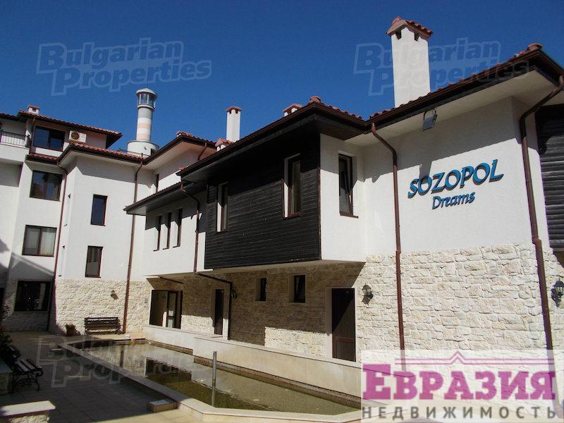 Квартира в комплексе Созополь Дриймс - Болгария - Бургасская область - Созопол, основное фото