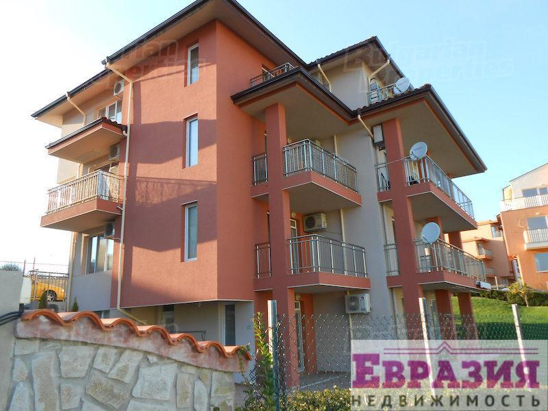 Новая 2-х комнатная квартира с видом на море - Болгария - Бургасская область - Созопол, основное фото