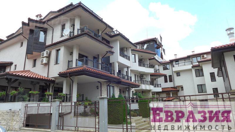 Двухкомнатная квартира в комплексе в Созополе - Болгария - Бургасская область - Созопол, основное фото