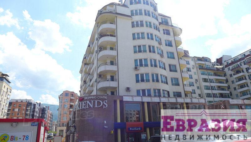 Двухкомнатная квартира в новостройке Софии - Болгария - Регион София - София, основное фото
