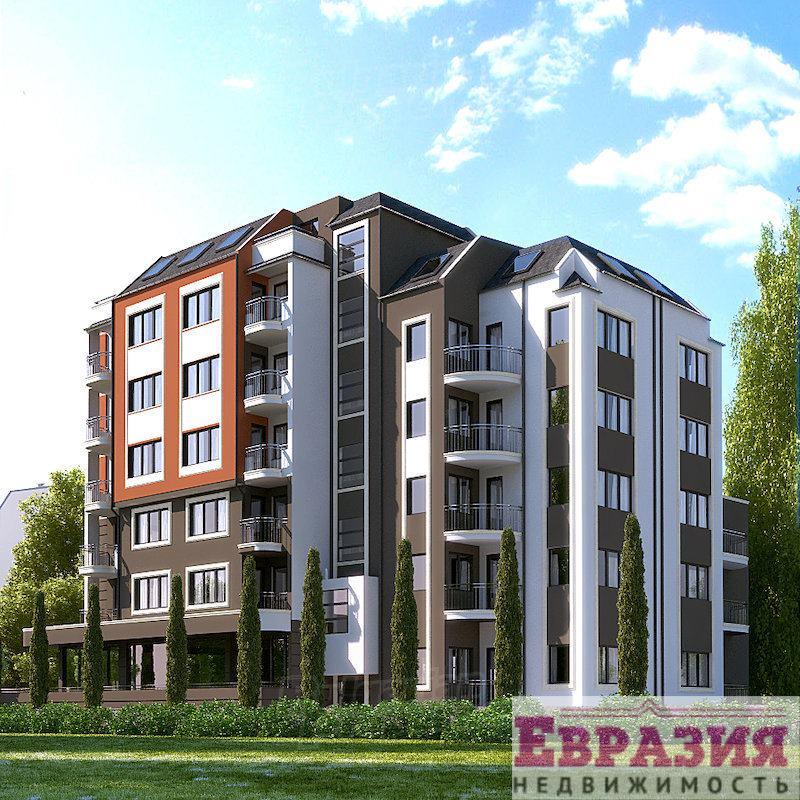 Двухкомнатная квартира в Софии, квартал Люлин - Болгария - Регион София - София, основное фото