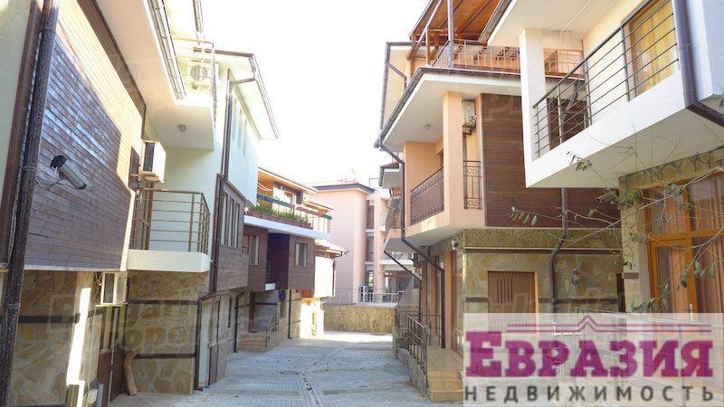 Квартира в комплексе Анаксимандър, Созополь - Болгария - Бургасская область - Созопол, основное фото