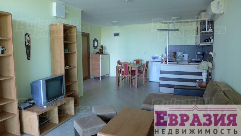 Двухкомнатная меблированная квартира в Созополе - Болгария - Бургасская область - Созопол, основное фото