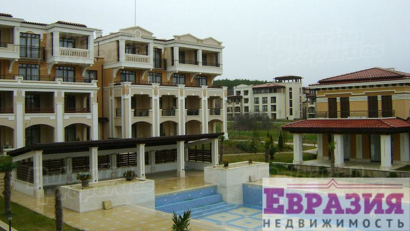 Созополь, меблированная квартира - Болгария - Бургасская область - Созопол, основное фото