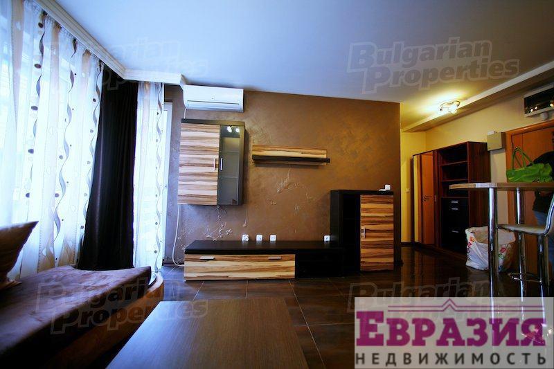 Двухкомнатная, меблированная квартира в Софии - Болгария - Регион София - София, основное фото