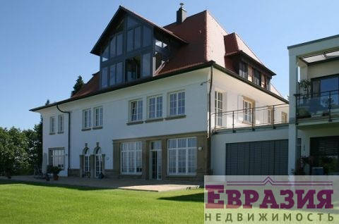 Солнечная квартира в старинной вилле - Германия - Баден-Вюртемберг, основное фото