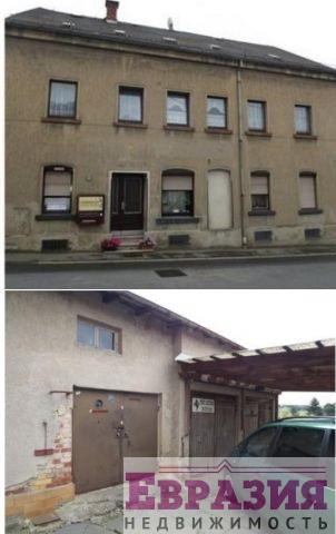 Купить жилье в германии в бадхомбурге