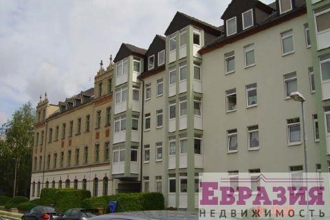 Три квартиры с доходом в Хемнице - Германия - Саксония - Хемниц, основное фото
