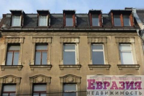 Шикарное старинное здание в ходовом месте - Германия - Саксония - Плауэн, основное фото