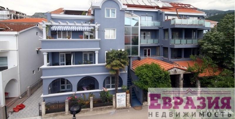 Четырехэтажный отель в Будве - Черногория - Будванская ривьера - Будва, основное фото