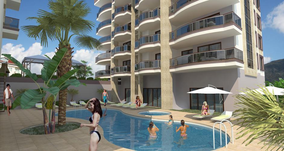 Купить квартиру в испании и турции