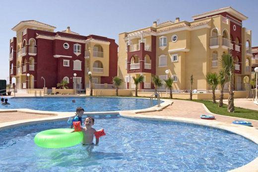 Апартаменты - Испания - Мурсия - Лос Алькасарес, основное фото