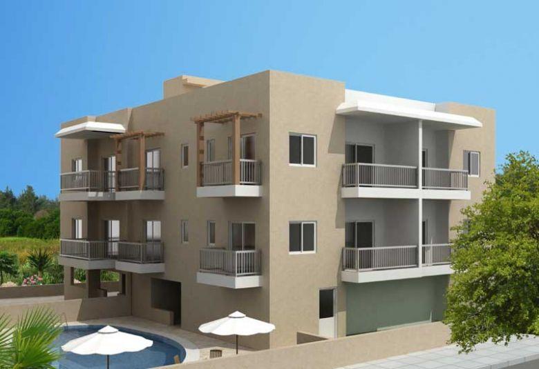 Апартаменты и мезонеты - Кипр - Южное побережье - Пафос, основное фото