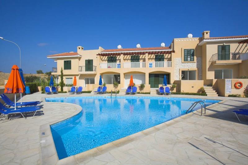 Апартаменты и виллы - Кипр - Южное побережье - Полис, основное фото