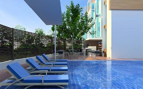 Квартира (кондоминиум) - Таиланд - Пхукет - Патонг, основное фото