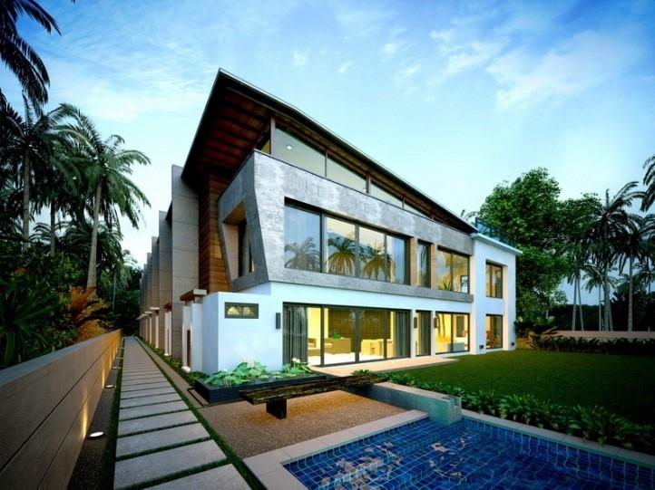 Квартира (кондоминиум) - Таиланд - Пхукет - Чалонг, основное фото