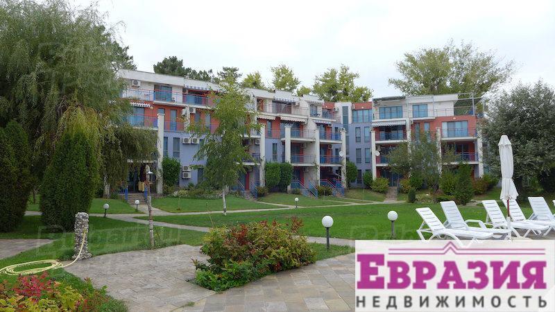 Трехкомнатная квартира в Созополе - Болгария - Бургасская область - Созопол, основное фото