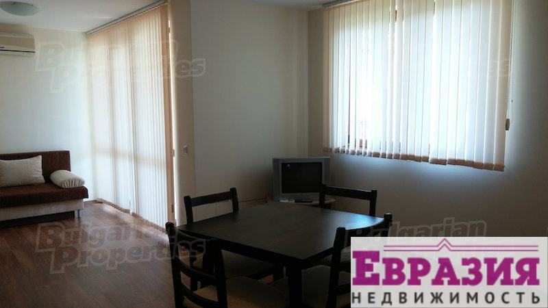Большая квартира в комплексе Оазис Бийч Ресорт - Болгария - Варна - Варна, основное фото