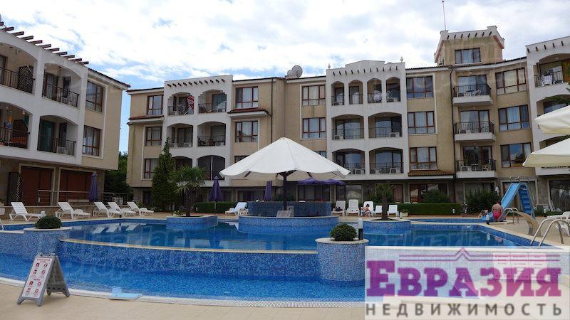 Созополь, уютная трехкомнатная квартира  - Болгария - Бургасская область - Созопол, основное фото